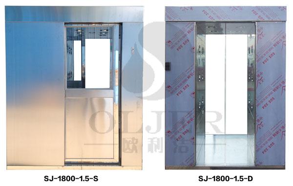 1800自动门风淋室